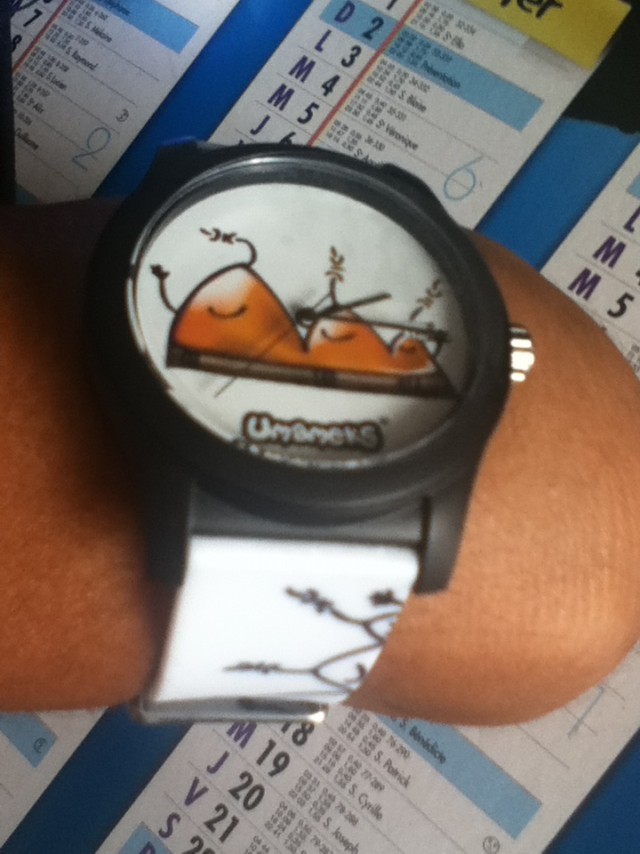 umameks-montre