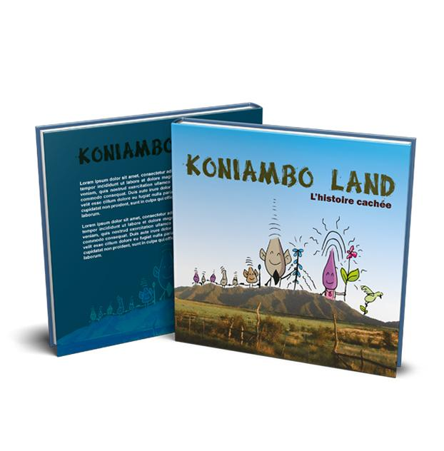 Book story koniambo land