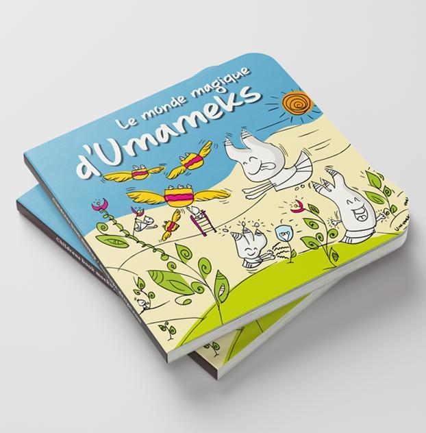 Book story monde magique umameks