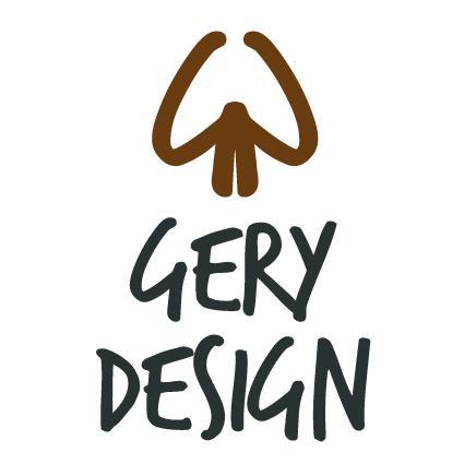 Gery design logo