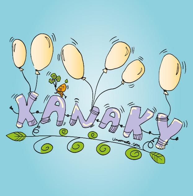 Kanaky balloon