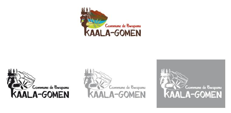 Mairie de gomen branding identity logo1