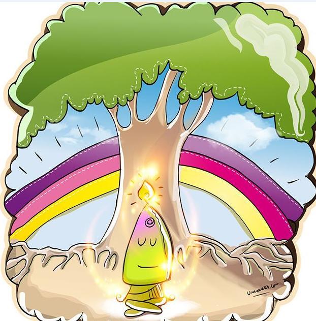 Meditation colors