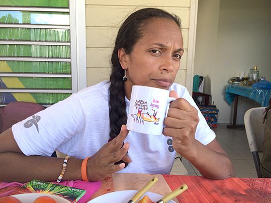 Mug avec dodo